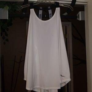Plus size Nike tank